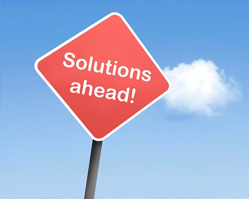 Specific problem solutions